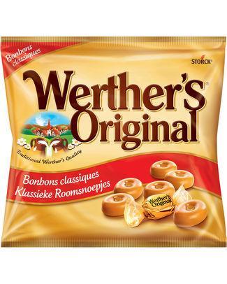Werthers original sachet 175gr - 12 - Confiserie / Chocolats
