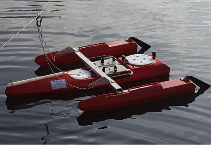High-Speed Riverboat de Teledyne Oceanscience -