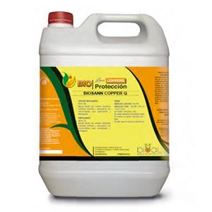 Biosann Copper Q - Cobre con quitosano en líquido