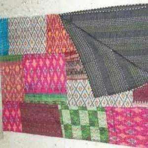 Tropical Indian Quilts -