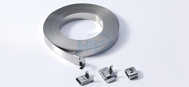 Stainless Steel Bands - SS304 / SS316,30M length,15.9mm width