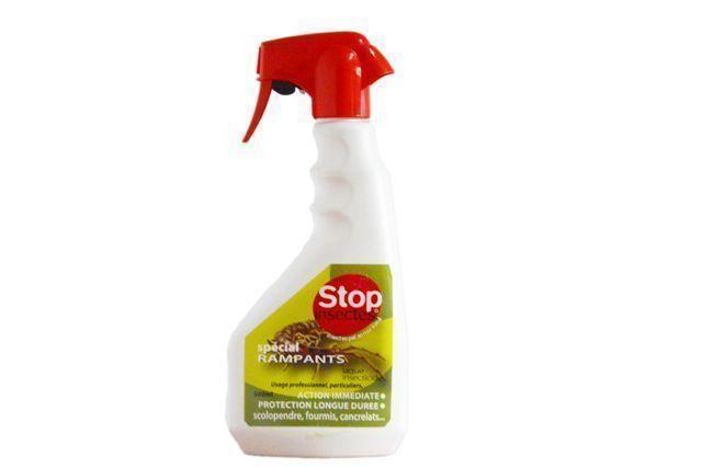 Laque Spécial Rampants - Laque Insecticide