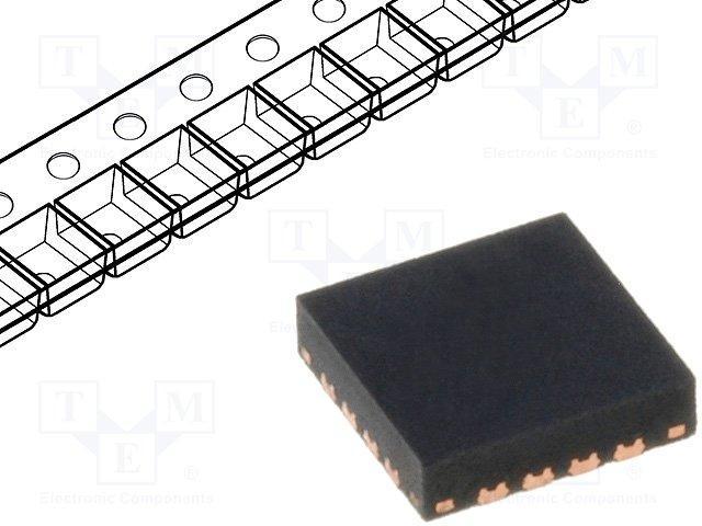 MICROCHIP TECHNOLOGY CAP1126-1-AP-TR - null