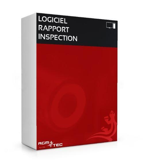 Logiciel rapport - Logiciel de rapport d'inspection