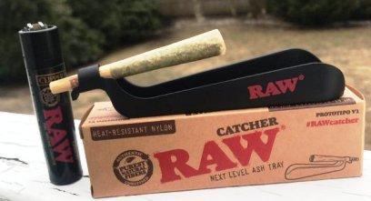 Raw Ash Catcher V2 - ACCESSORI