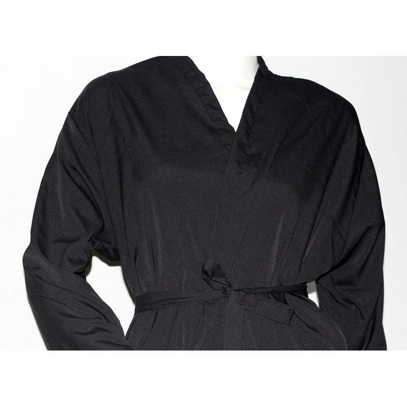 Kimono para cabeleireiro - Kimono para cabeleireiro liso