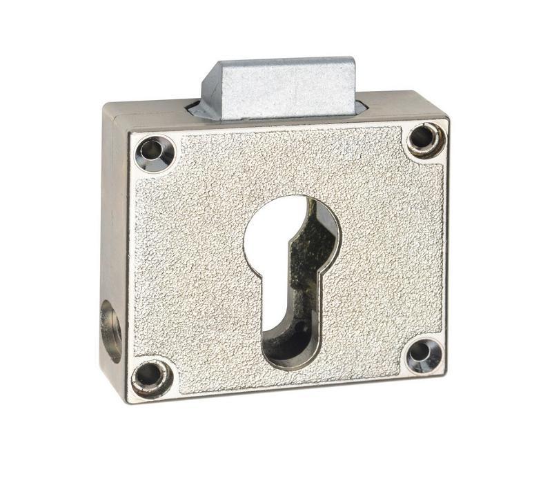 Push locks - Pressure cylinder