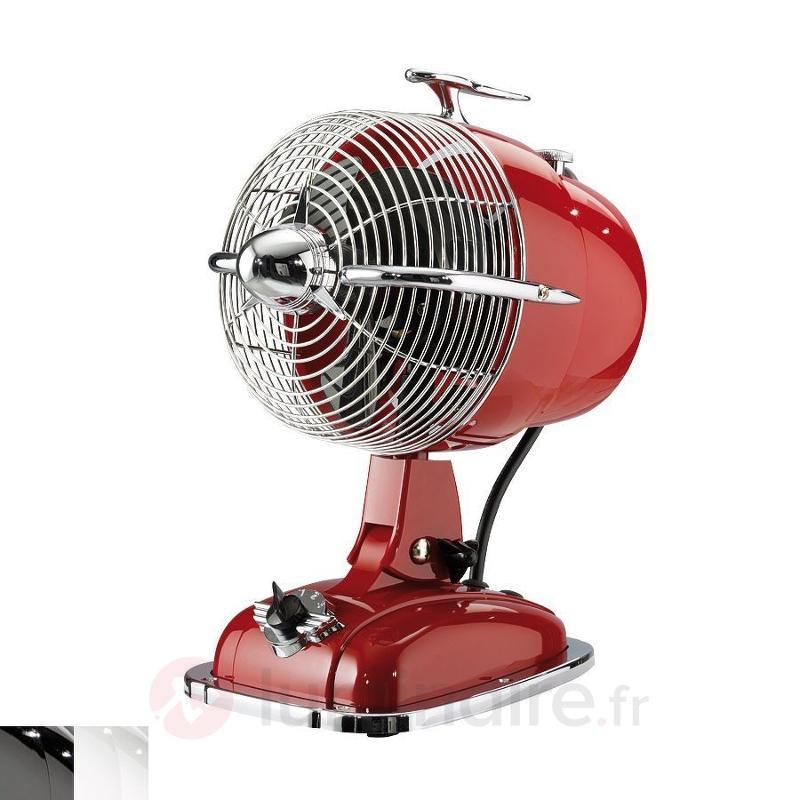 Ventilateur de table RetroJet - Ventilateurs à poser ou sur pied