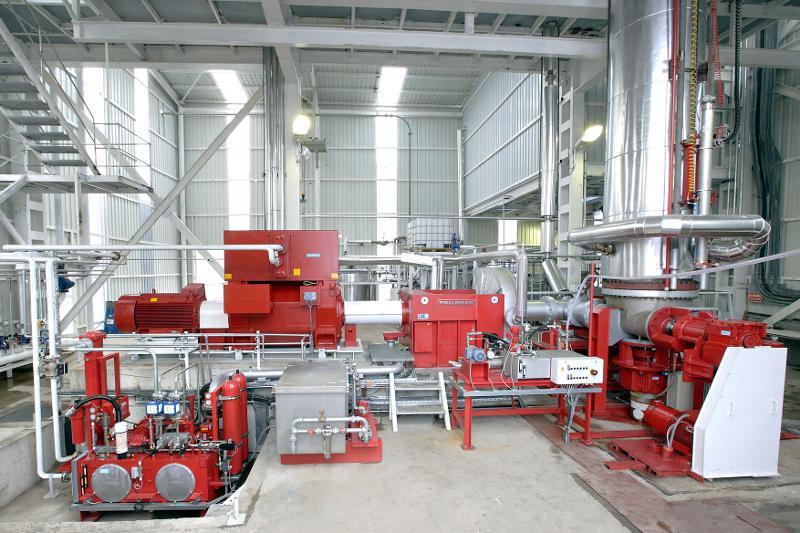 Refiner system - Type PR - MDF