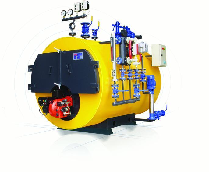Steam Boiler -