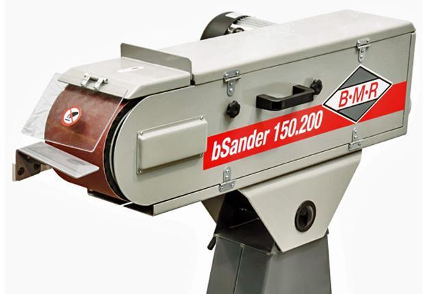 Ponceuse à bande abrasive - BSANDER 150.200