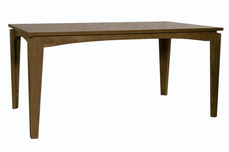 Table à manger rectangulaire en bois 389 €