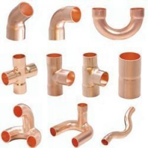 Cu-OFE Copper Fittings -