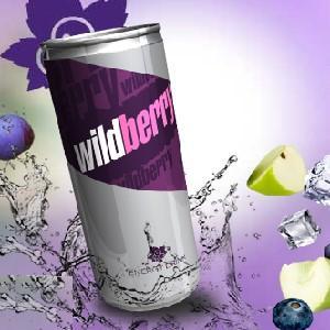 Boisson énergisante -  ENERGY DRINK WILDBERRY