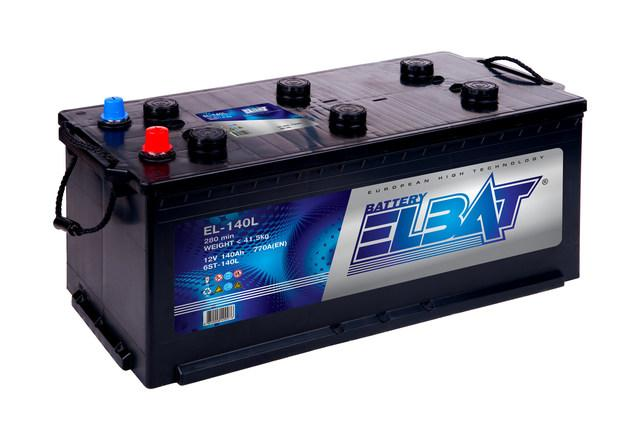 ELBAT 6ST-140AH - Lead-acid battery/Heavy Duty Batteries
