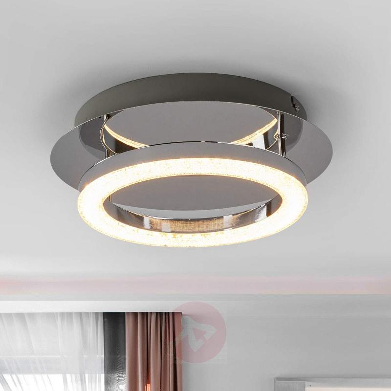Round Daron LED ceiling lamp - Ceiling Lights