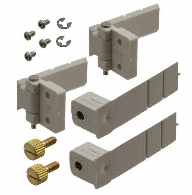 KIT HINGED PANEL BRACKET - Bud Industries NBX-10970