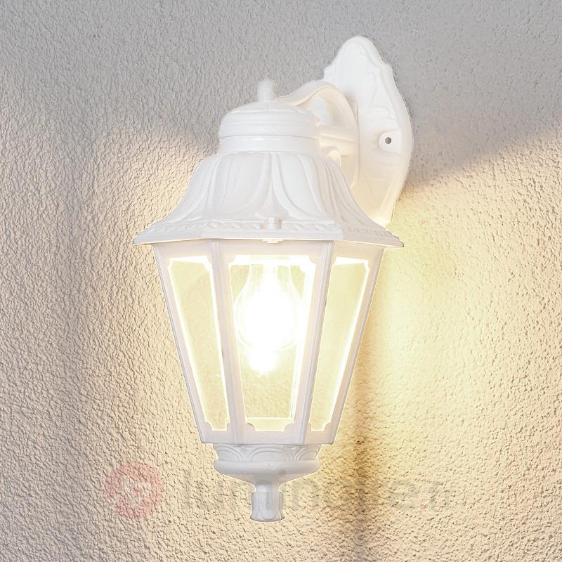 Applique ext. LED Bisso Anna, lanterne suspendue - Appliques d'extérieur LED