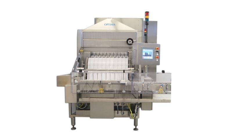 Tunnel Washer INOVA WM - Tunnel Washer INOVA WM: Vials, Injection and Infusion Bottles