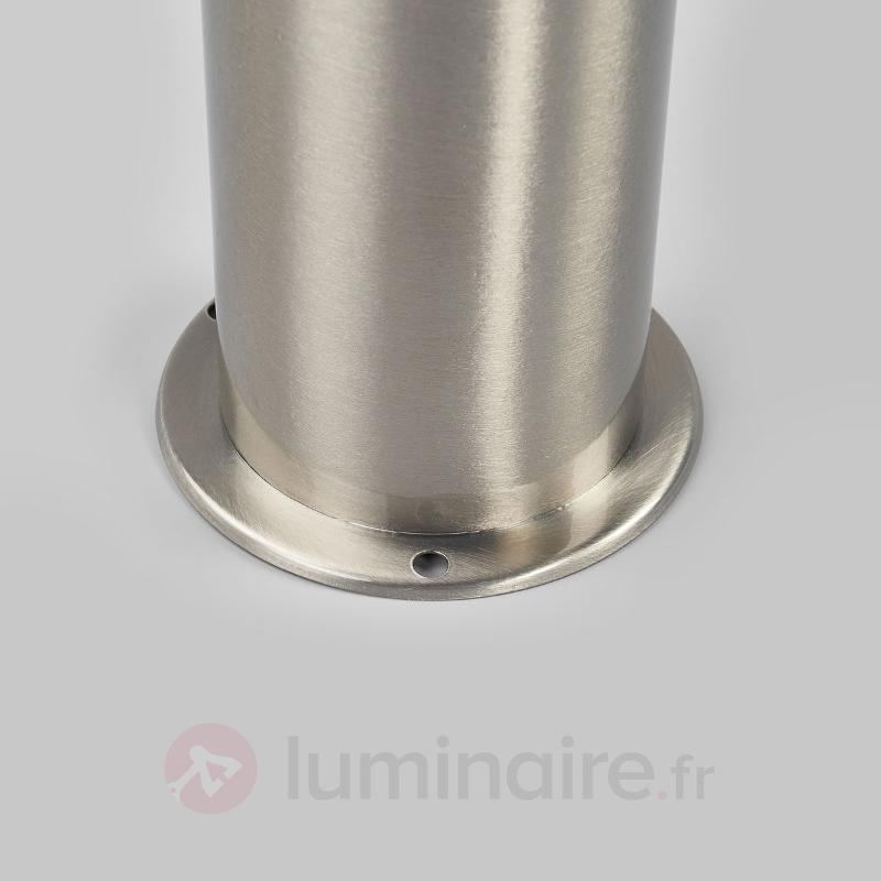 Luminaire pour socle Belen, détecteur de mouvement - Luminaires pour socle avec détecteur