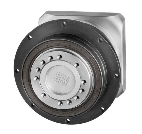 Planetengetriebe geringes Verdrehspiel - Kompaktes, verdrehsteifes Planetengetriebe mit minimalem Verdrehspiel
