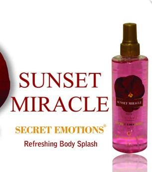 Secret Emotions Body Splash 275ml -