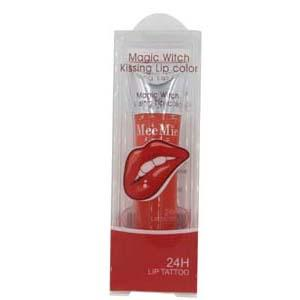 Cosmetics - Magic Witch Kissing Lip color,24H LIP TATTOO, Long Lasting natural Lipcolor,