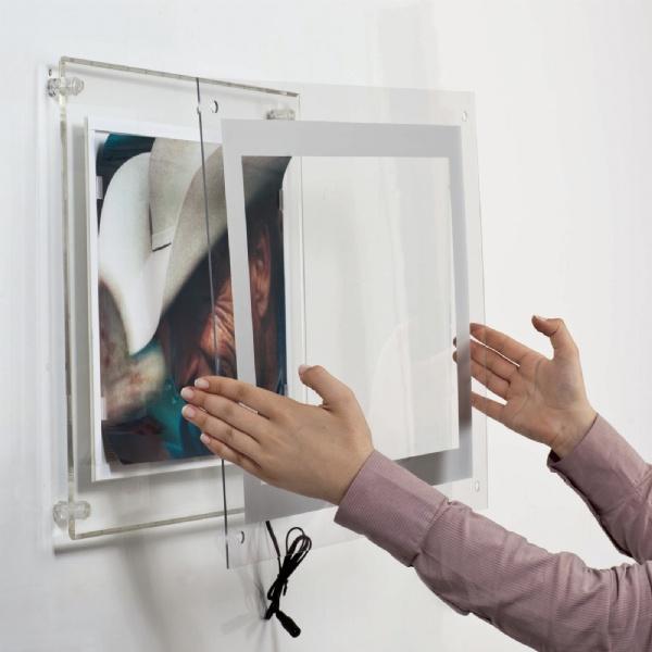 Light Frames - Cadre lumineux Acryled