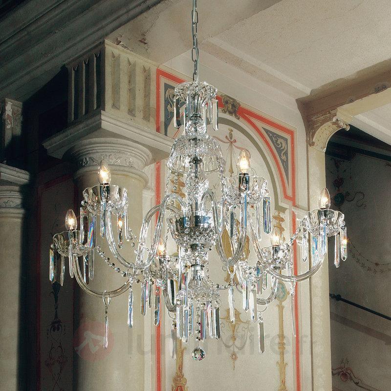 Lustre Victoriana splendide - Lustres en cristal