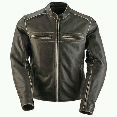 Leather Jackets  -