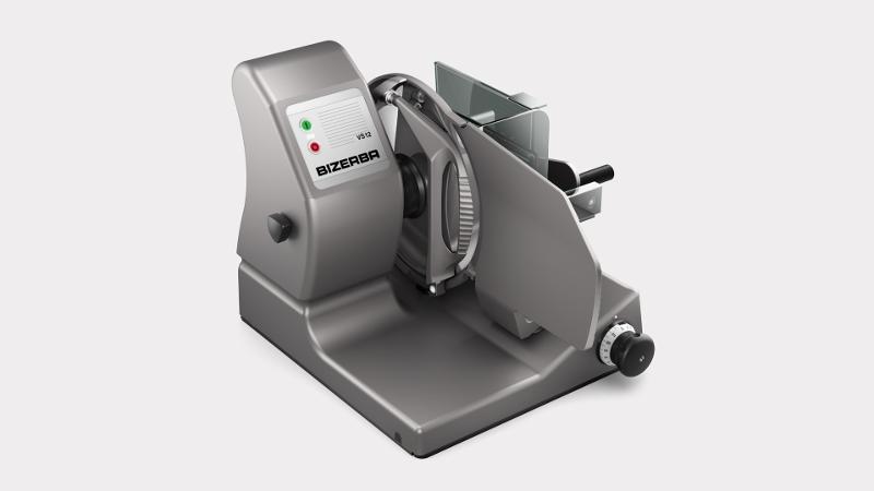 VS12 - Manuelle Vertikalschneidemaschine