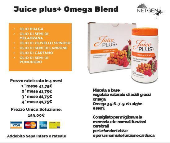 Omega Blend - Unico