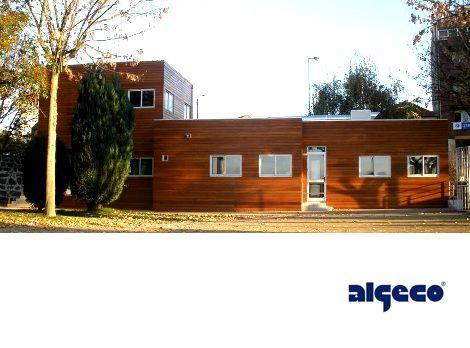 Construções modulares - Construção modular para a educação e refeitórios