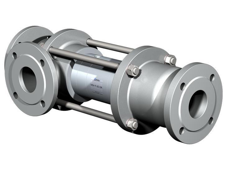 Co-ax Vsv-m | Vsv-f Dr Coaxial Valves - 3/2 Way coaxial externally controlled valves
