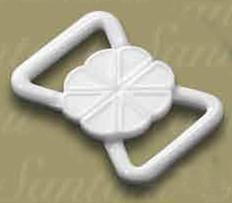 Attache maillot fleur plexis 10mm - Lingerie