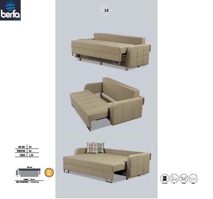 Καναπές Με λειτουργία αποθηκευτικού χώρου - Καναπές με αποθηκευτικό χώρο
