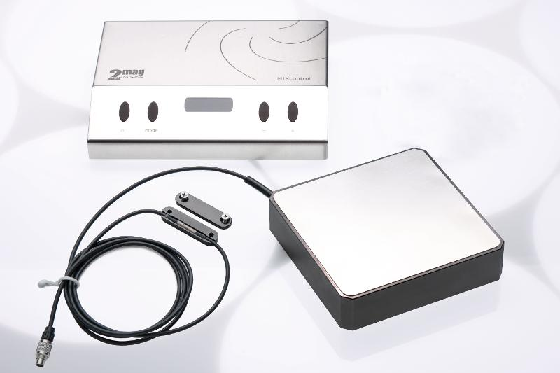 steriMIXdrive - with external control