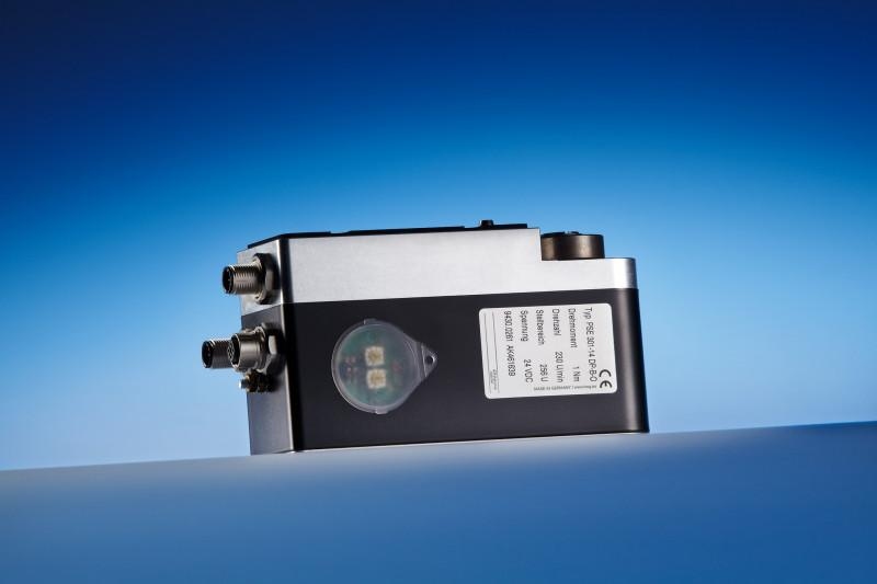 Positioning drive PSE 30_/32_-14 - Positioning system for automated format changeovers in machines
