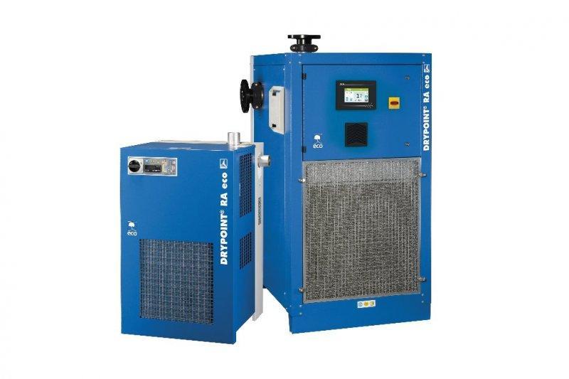 Sécheurs d'air comprimé - sécheurs frigorifiques, les sécheurs par adsorption et les sécheurs à membrane