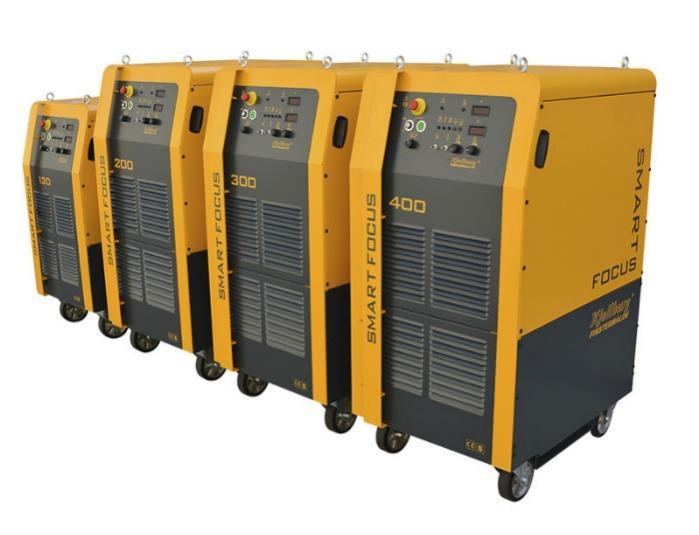 Smart Focus Series - Automated plasma power source - Smart Focus Series