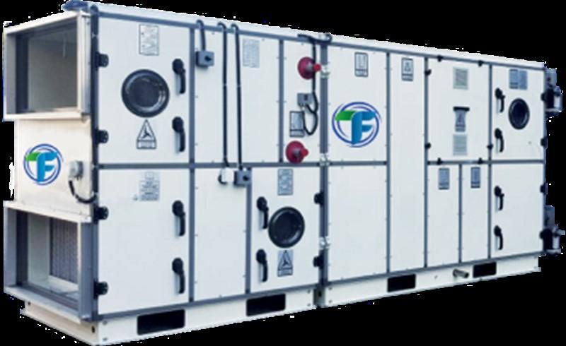 Стандартный воздухообрабатывающий агрегат  - Приточно-вытяжные установки Termofan серии «TKS» стандартного типа