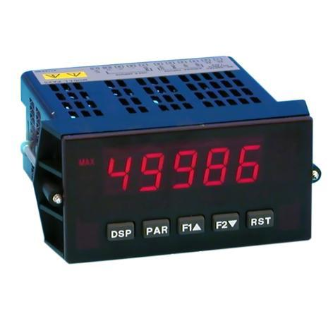 ANALOG INPUT PANEL METERS - INDI-PAX DISP-PAX