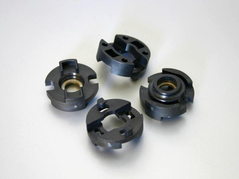 Plastic parts - Couplers made of Fortron PPS