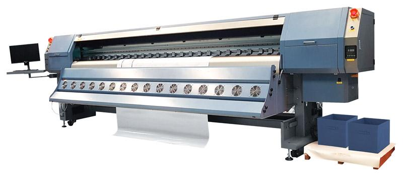 Impresora TYS C512 Plus - Roll to Roll