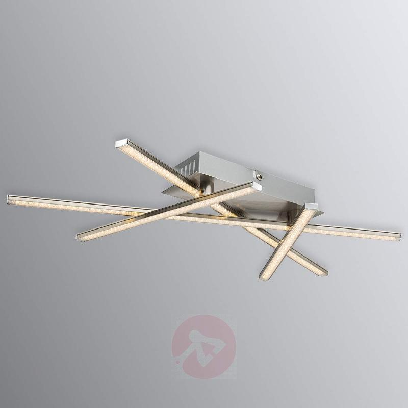 Sparkling LED ceiling light Lenia - Ceiling Lights