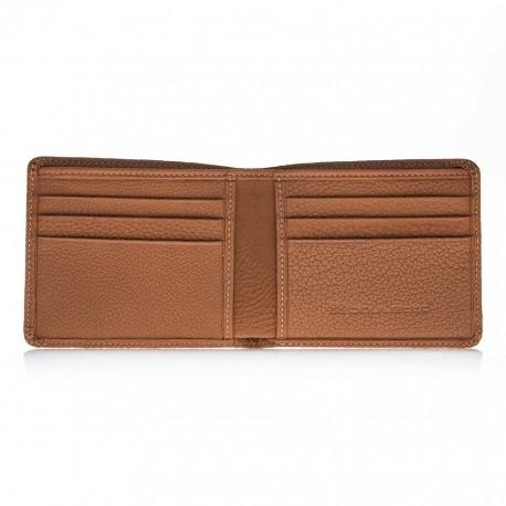 Jeffry Man Wallet FLB Series - JW FLB7 Tan