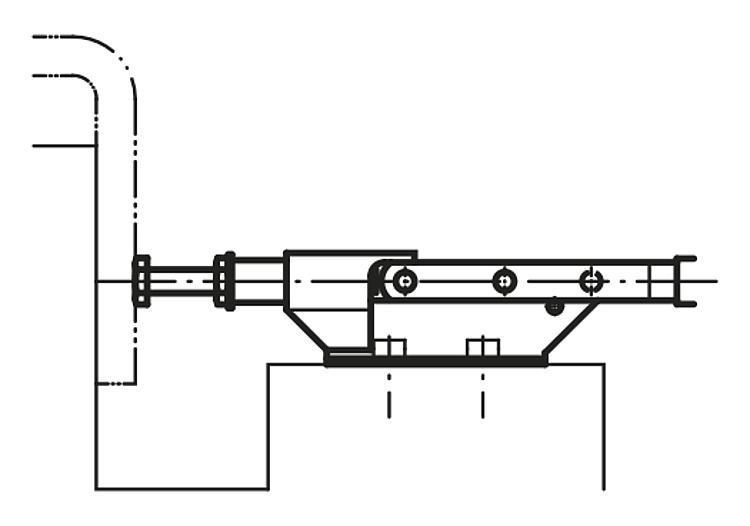 Sauterelle à poussée horizontale - Sauterelles
