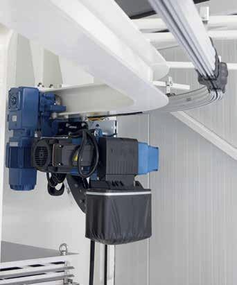 Demag Chain hoists DC - High performance and reliability in daily operation - Demag Chain hoists DC