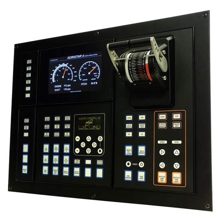 sistema de mando de propulsión - sistema de mando de propulsión