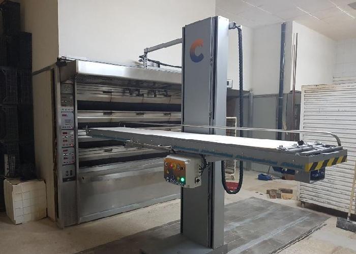 Cargador de columna - Semi-automático